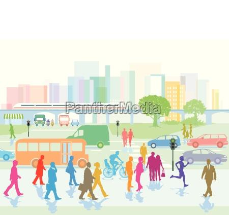 ludzie ludzi ludowy osoby czlowiek chodzenie
