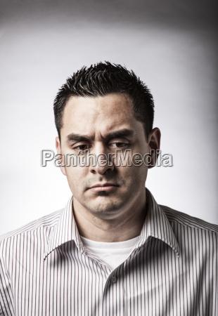 studio, portrait, of, hispanic, man, actor - 24711994