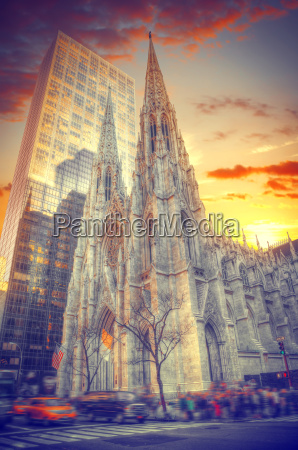 st patricks cathedral in new york