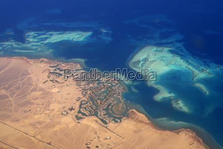 niebieski pustynia urlop urlop wypoczynkowy swieto