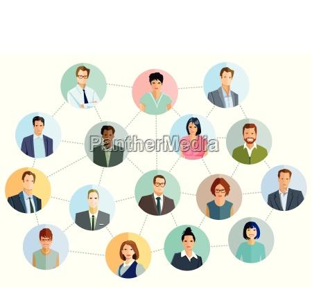 wspolpraca i partnerstwopolaczenie miedzynarodowe