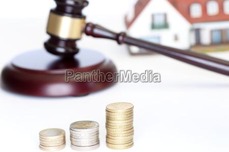 symbolic property auction