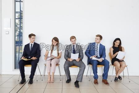 kandydaci oczekujacy na rozmowy kwalifikacyjne pelnej