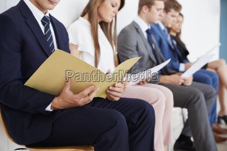 kandydaci oczekujacy na rozmowy kwalifikacyjne sekcja