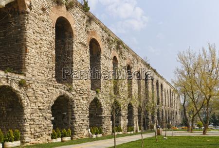 valens aqueduct fatih memorial park fatih