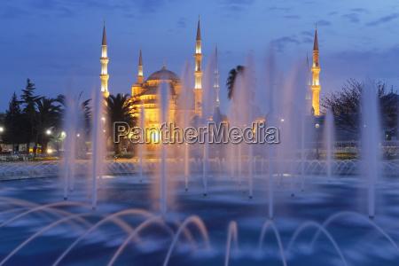 blue mosque sultan ahmed mosque sultanahmet
