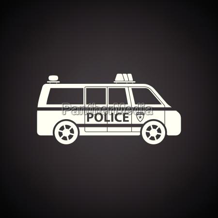 police van icon