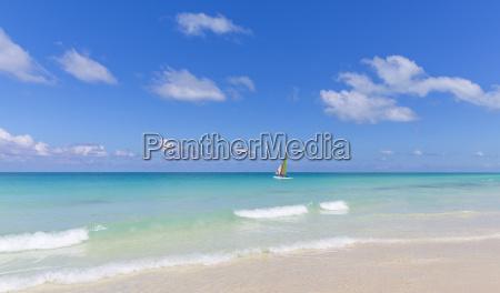 beach atlantic ocean cayo santa maria