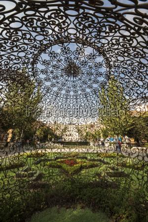 tea pavilion sculpture by joana vasconcelos