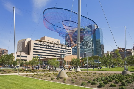 civic space park phoenix arizona usa
