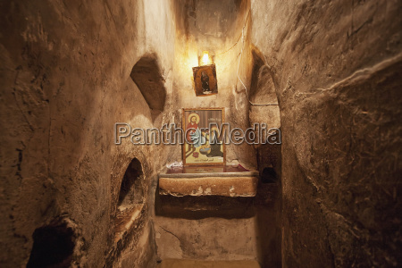 bishoy w klasztorze syryjskich klasztor swietej