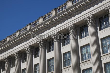 niebieski jazda podrozowanie architektonicznie kolor ameykanski