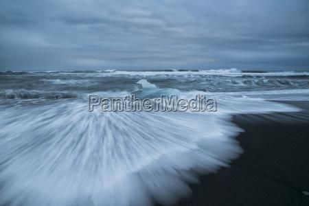 diamond beach wzdluz poludniowego wybrzeza i