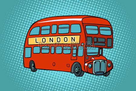 londyn pietrowy autobus