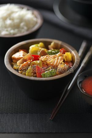 chinskie jedzenie