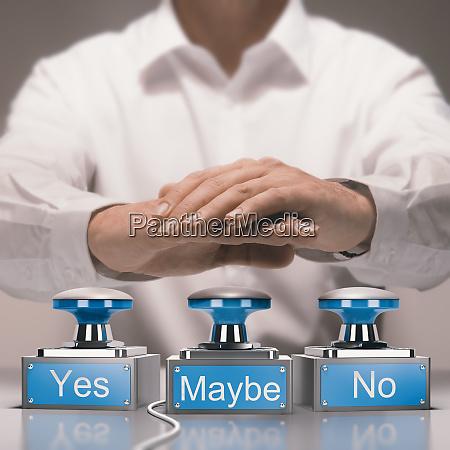 szybkie podejmowanie decyzji i niepodejmowanie decyzji