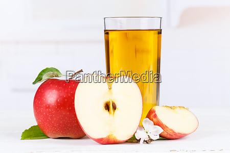 jabłko, sok, jabłkowy, pić, szkło - 25929978