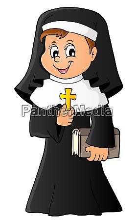 happy nun topic image 1