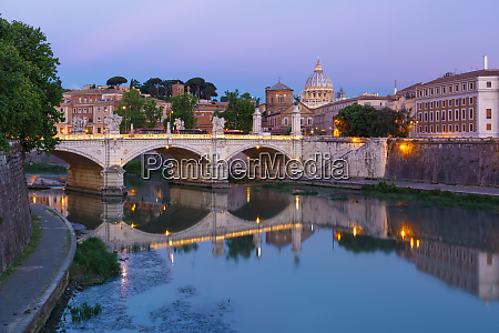 katedra sw piotra noca w rzymie