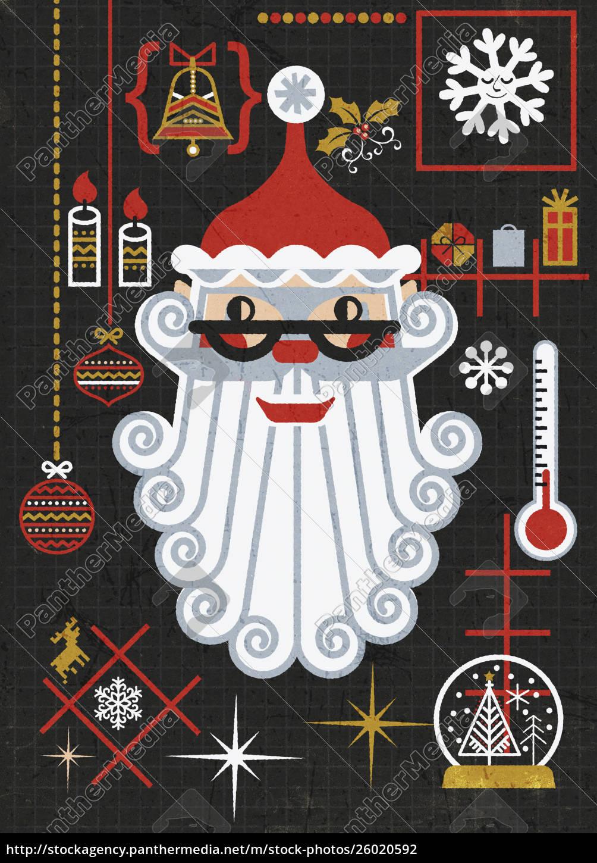 boże, narodzenie, i, dekoracje, świąteczne - 26020592