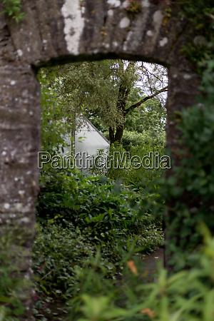 secret garden in ireland