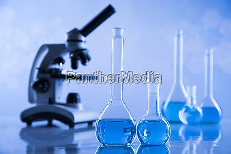rozwój, wyroby, ze, szkła, naukowego, do, eksperymentu - 26160985