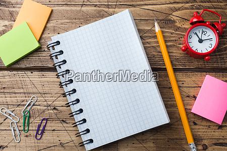 notatnik olowek edukacja notatnik biuro