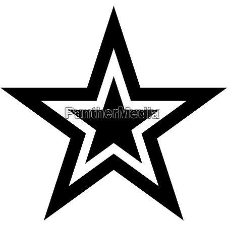 piecioramienna gwiazda