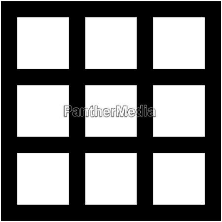 czarno bialy znak symbol logo graficzny