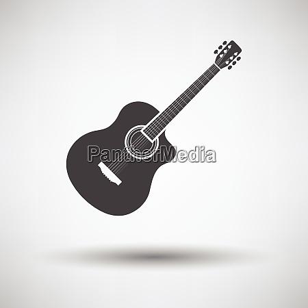 acoustic guitar icon acoustic guitar icon
