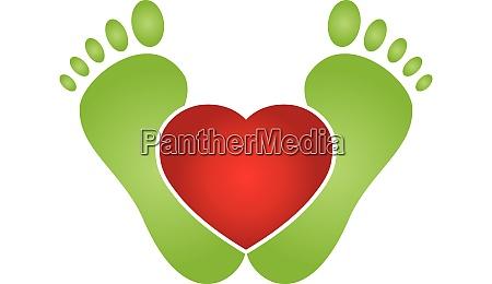 stopy i serce stopy serce pielegnacja