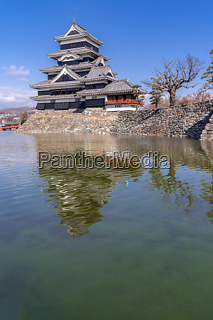 zamek matsumoto japonia