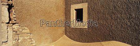 opuszczony afryka detal architektoniczny architektura suchy