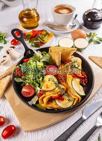 zdrowy posilek sniadaniowy
