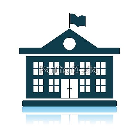 ikona budynku szkoly