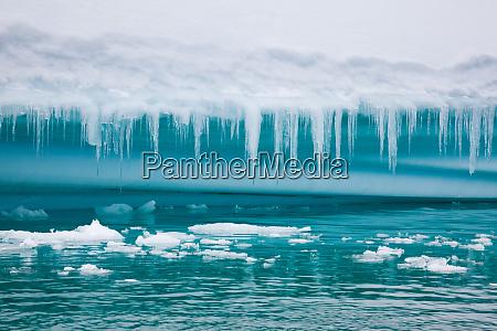 gory lodowe i lod sa coraz