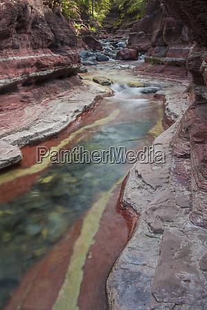 canada waterton glacier international peace park