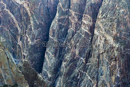 colorado gunnison national park scenic of