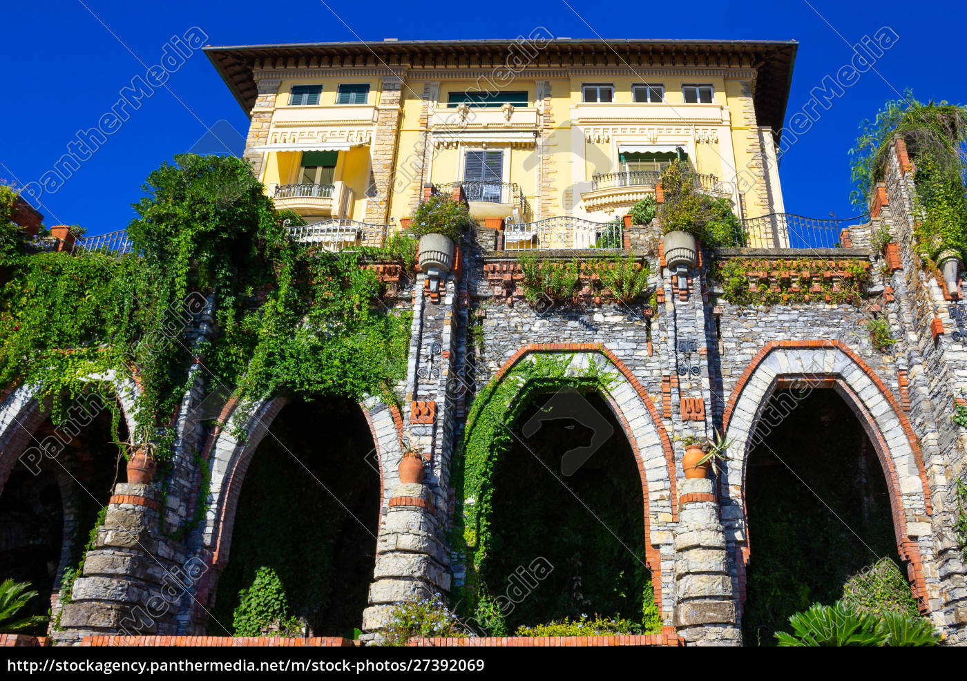 architecture, of, santa, margherita, ligure - 27392069