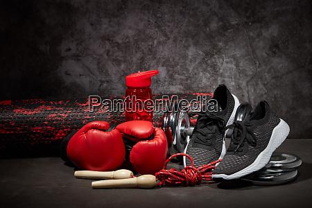 fitness sprzet sportowy