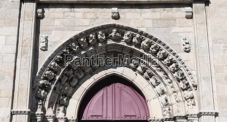 architektonicznego szczegolu katedry najswietszej maryi panny