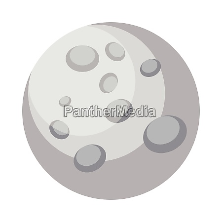 simple mercury design vector illustration on