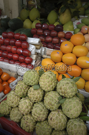 asia vietnam fruits for sale at