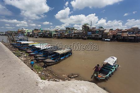 vietnam mekong delta my tho mekong