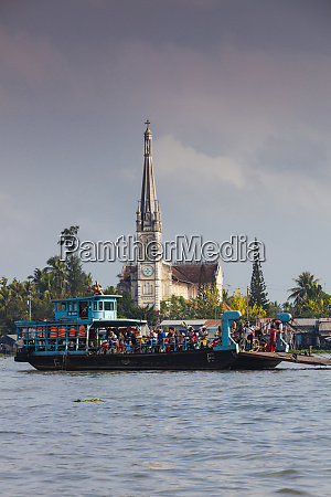 vietnam mekong delta cai be cai