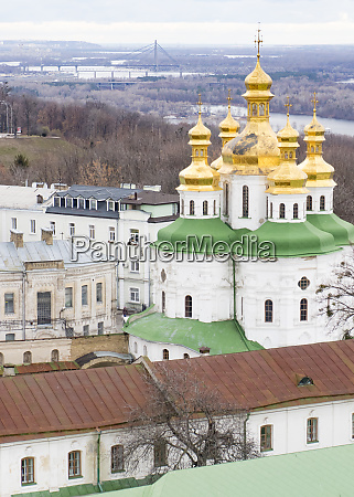 pechersk lavra monastery of the caves