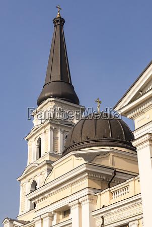 spaso preobrazhenskiy cathedral odessa ukraine
