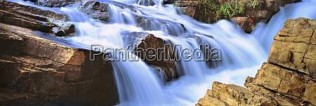 usa new york ticonderoga the falls