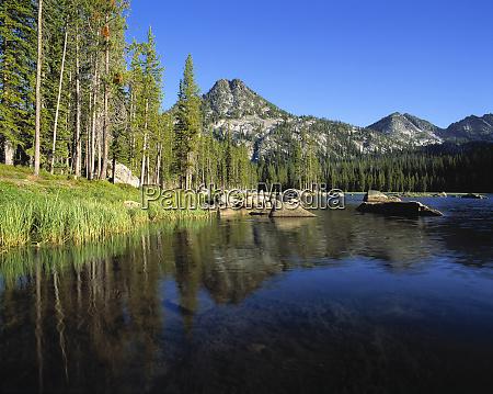 usa oregon anthony lake gunsight mountain