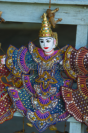 myanmar mandalay mingun puppet for sale
